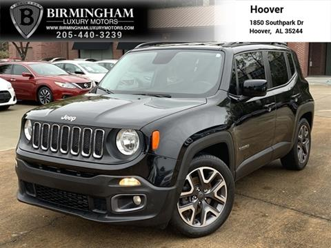 2016 Jeep Renegade for sale in Birmingham, AL
