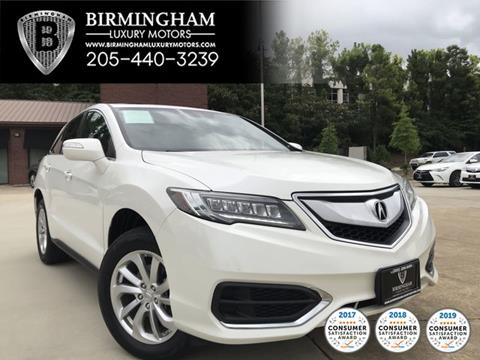 Used Acura For Sale >> 2017 Acura Rdx For Sale In Birmingham Al