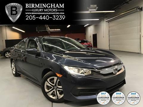 2016 Honda Civic for sale in Birmingham, AL