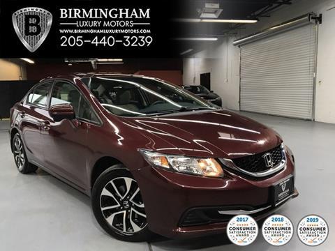 2015 Honda Civic for sale in Birmingham, AL