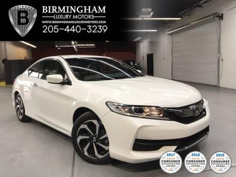 2017 Honda Accord for sale in Birmingham, AL