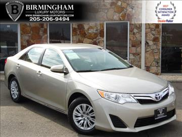 2014 Toyota Camry for sale in Birmingham, AL