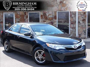 2013 Toyota Camry for sale in Birmingham, AL