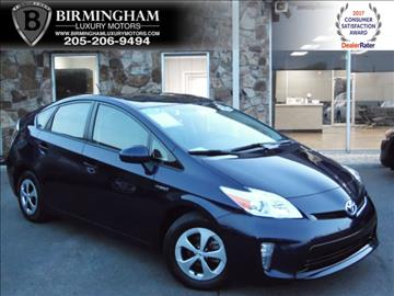 2014 Toyota Prius for sale in Birmingham, AL