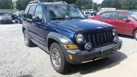 2005 Jeep Liberty for sale in Athens, TN