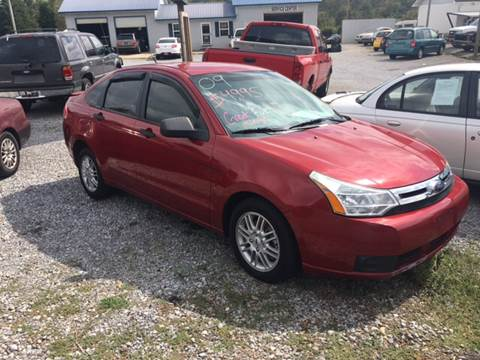 2009 Ford Focus for sale in Athens, TN