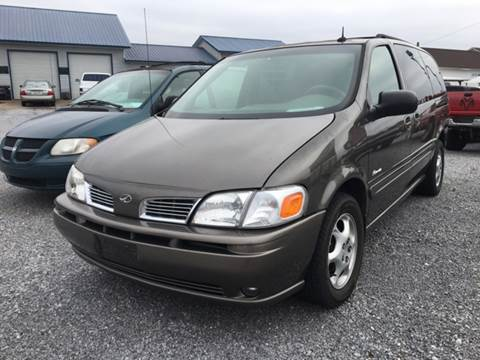2002 Oldsmobile Silhouette for sale in Athens, TN