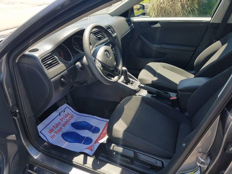 2015 Volkswagen Jetta S 4dr Sedan 6A - Bowling Green KY