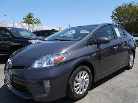2012 Toyota Prius Plug-in Hybrid for sale in San Mateo, CA