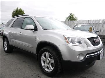 2007 GMC Acadia for sale in San Mateo, CA