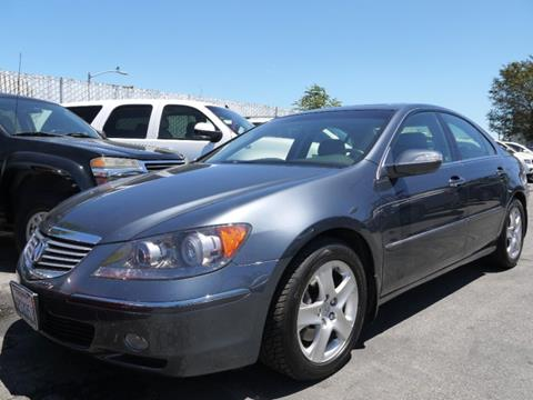 2008 Acura RL for sale in San Mateo, CA