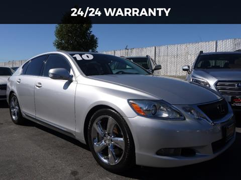 2010 Lexus GS 350 for sale in San Mateo, CA