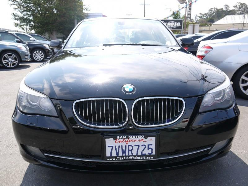 2008 BMW 5 Series AWD 535xi 4dr Sedan - San Mateo CA