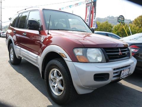 2001 Mitsubishi Montero for sale in San Mateo, CA