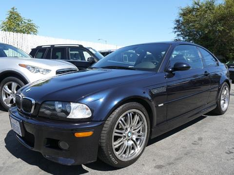 2002 BMW M3 for sale in San Mateo, CA