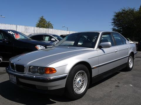 2000 BMW 7 Series for sale in San Mateo, CA