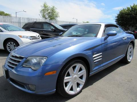 2005 Chrysler Crossfire for sale in San Mateo, CA
