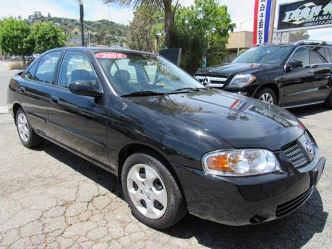 2004 Nissan Sentra for sale in San Mateo, CA