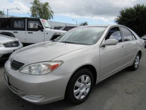 2003 Toyota Camry For Sale >> Used 2003 Toyota Camry For Sale In San Jose Ca