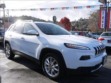2016 Jeep Cherokee for sale in San Mateo, CA