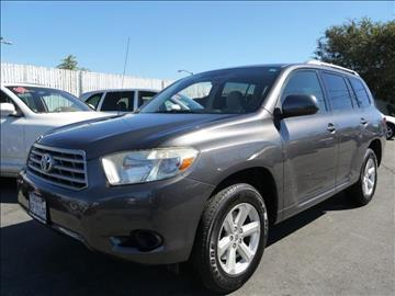 2008 Toyota Highlander for sale in San Mateo, CA