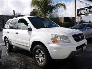 2004 Honda Pilot for sale in San Mateo, CA