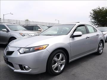 2012 Acura TSX for sale in San Mateo, CA