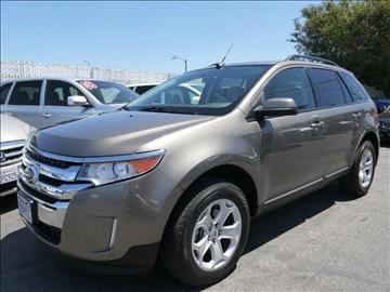 2013 Ford Edge for sale in San Mateo, CA