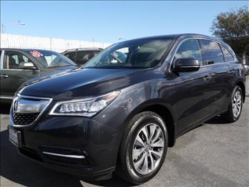 2015 Acura MDX for sale in San Mateo, CA