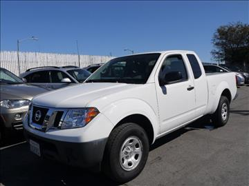 2014 Nissan Frontier for sale in San Mateo, CA