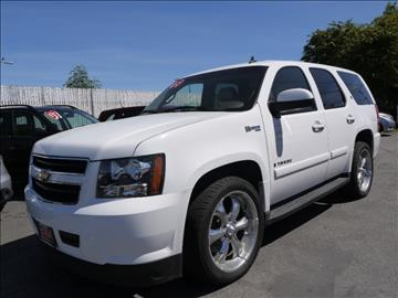2009 Chevrolet Tahoe for sale in San Mateo, CA
