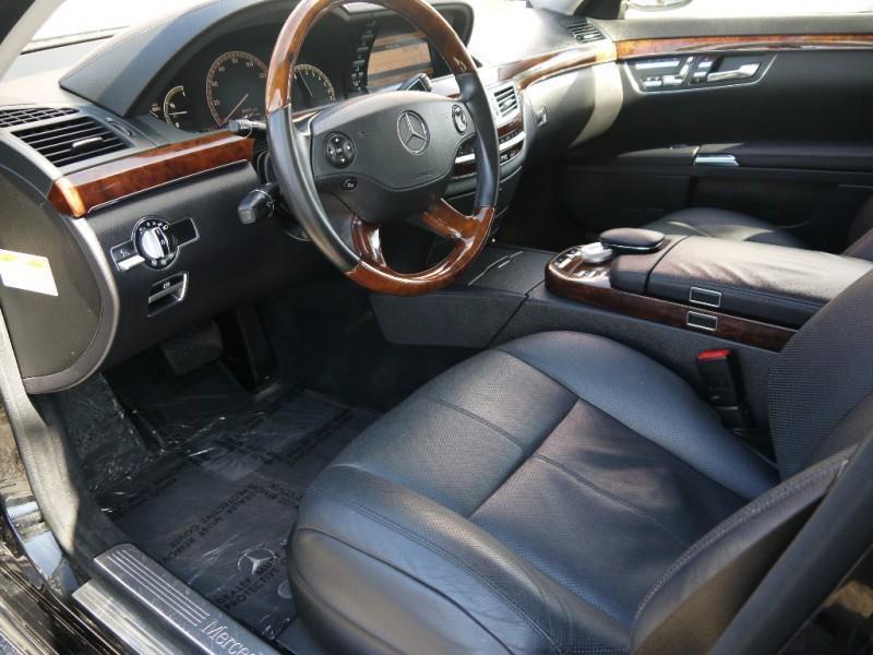 2008 Mercedes-Benz S-Class AWD S 550 4MATIC 4dr Sedan - San Mateo CA