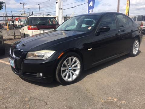2011 BMW 3 Series for sale at MyEstablishedCredit.com in Salem OR
