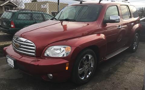 2009 Chevrolet HHR for sale at MyEstablishedCredit.com in Salem OR