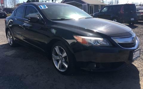 2013 Acura ILX for sale at MyEstablishedCredit.com in Salem OR