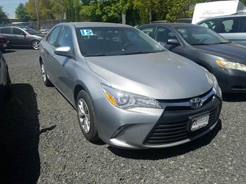 2015 Toyota Camry for sale at MyEstablishedCredit.com in Salem OR