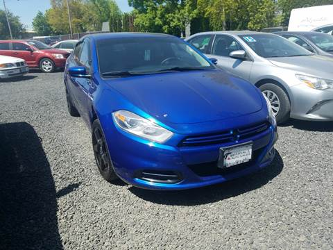2013 Dodge Dart for sale at MyEstablishedCredit.com in Salem OR
