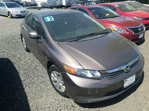 2012 Honda Civic for sale at MyEstablishedCredit.com in Salem OR