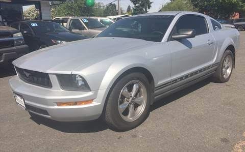 2006 Ford Mustang for sale at MyEstablishedCredit.com in Salem OR