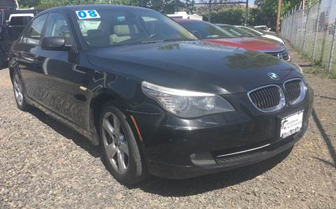 2008 BMW 5 Series for sale at MyEstablishedCredit.com in Salem OR