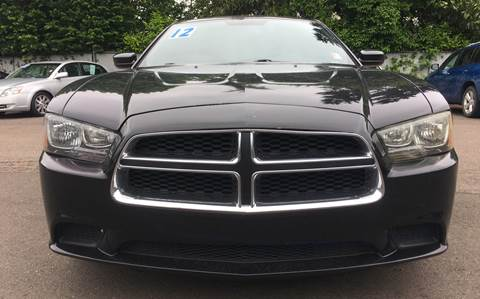 2012 Dodge Charger for sale at MyEstablishedCredit.com in Salem OR