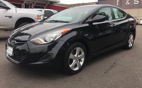 2011 Hyundai Elantra for sale at MyEstablishedCredit.com in Salem OR