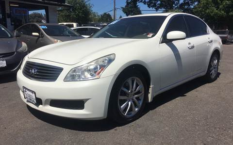 2007 Infiniti G35 for sale at MyEstablishedCredit.com in Salem OR