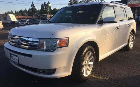 2012 Ford Flex for sale at MyEstablishedCredit.com in Salem OR