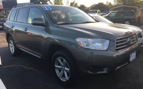 Toyota Salem Oregon >> Used Toyota Highlander For Sale In Salem Or Carsforsale Com