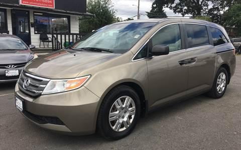 2011 Honda Odyssey for sale at MyEstablishedCredit.com in Salem OR