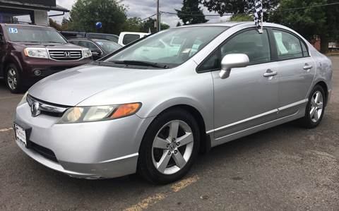 2006 Honda Civic for sale at MyEstablishedCredit.com in Salem OR