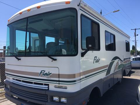 1998 Chevrolet Motorhome Chassis for sale at MyEstablishedCredit.com in Salem OR