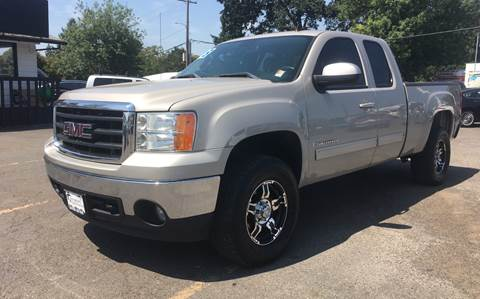 2008 GMC Sierra 1500 for sale at MyEstablishedCredit.com in Salem OR