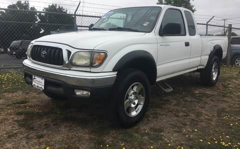 2004 Toyota Tacoma for sale at MyEstablishedCredit.com in Salem OR